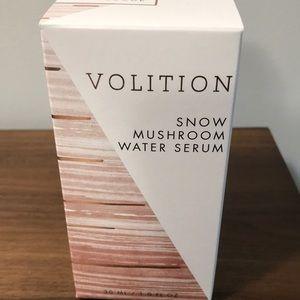 Volition snow mushroom water serum-BNIB